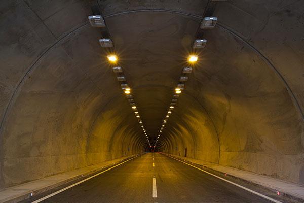 Tunnelbau Basalt Faser Bewehrung
